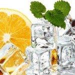 Лёд мята лимон