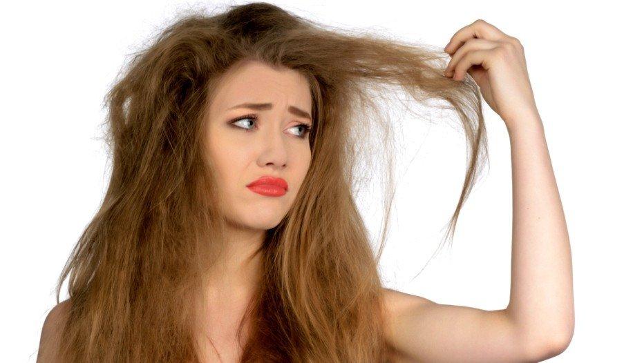 Мягкие и непослушные при укладке волосы