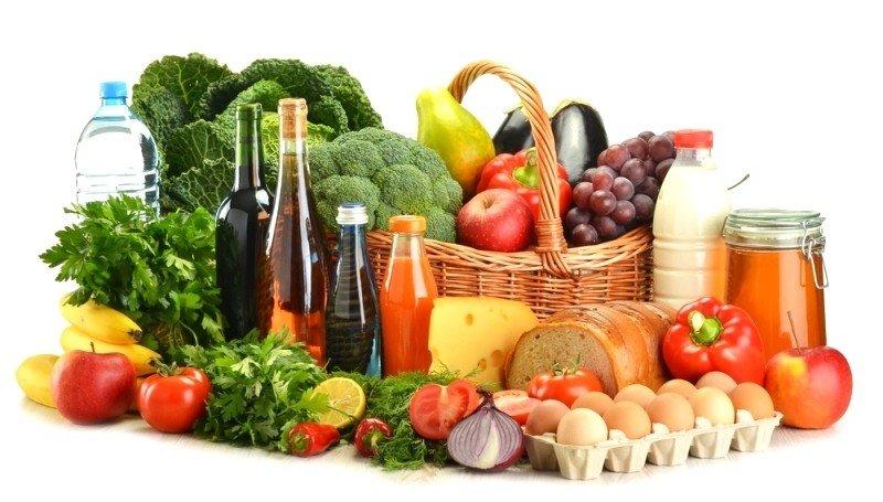 Полноценное питание для красивой кожи