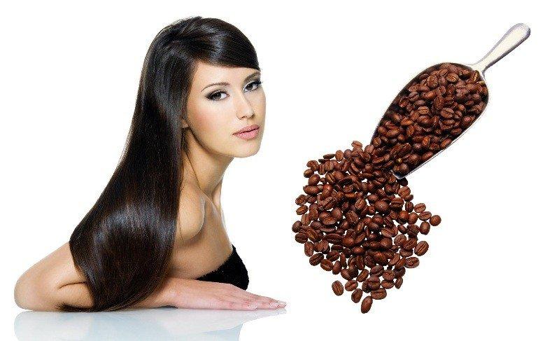 Кофе и девушка
