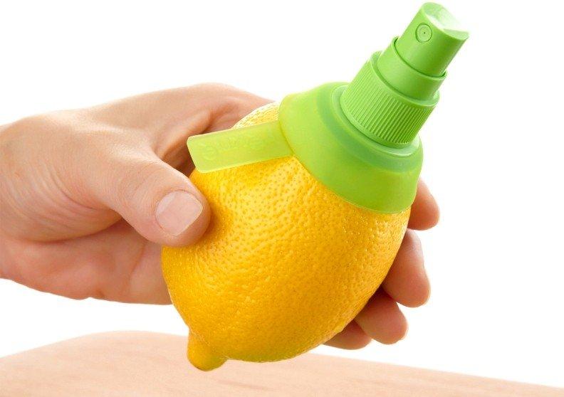 Спрей из лимона