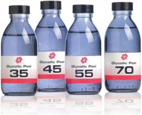 Средство для гликолевого пилинга: гликолевая кислота