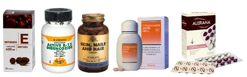 Полезные добавки для волос