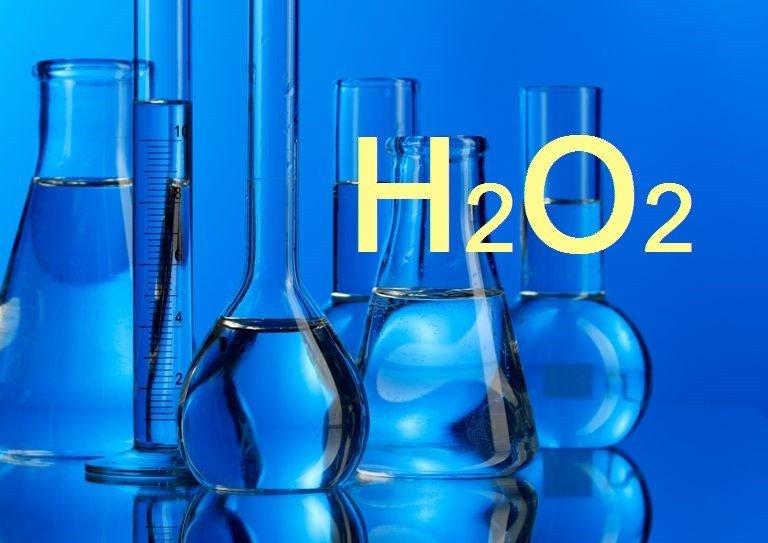 Перекись водорода формула