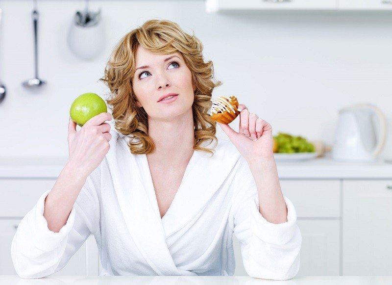 Правильное питание – важнейшее условие чистой кожи