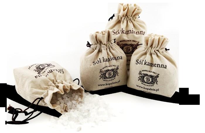 Соль в мешочках