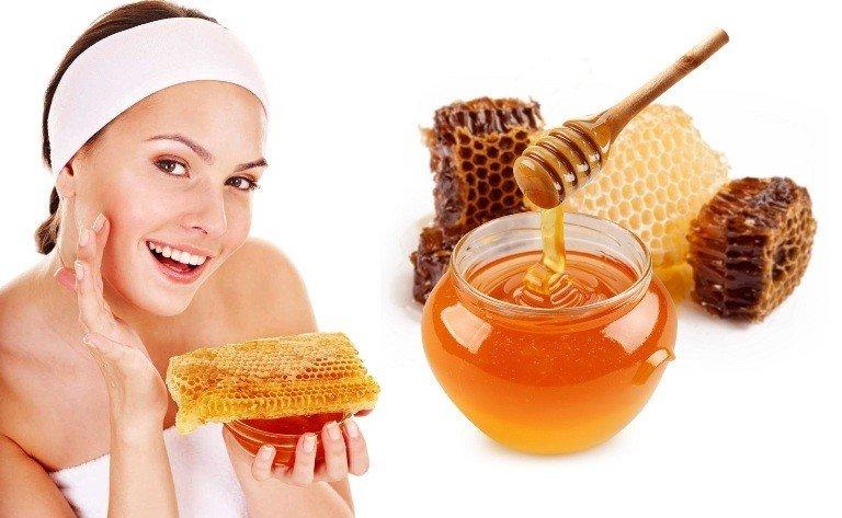 Мед и маска с медом