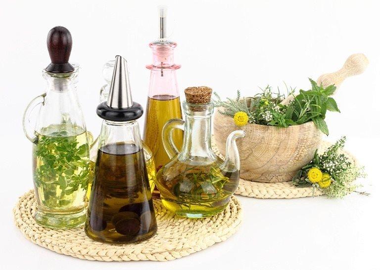 Травы и масла для бровей