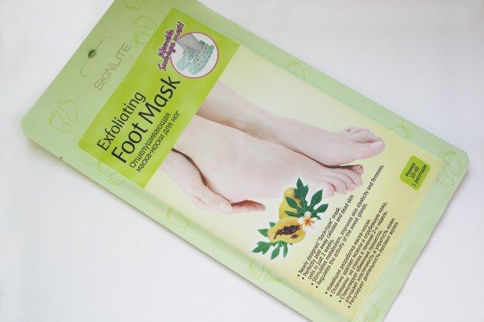 Маска для ног Скинлайт (Корея)