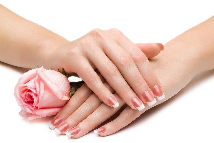 Красивые руки и крепкие ногти
