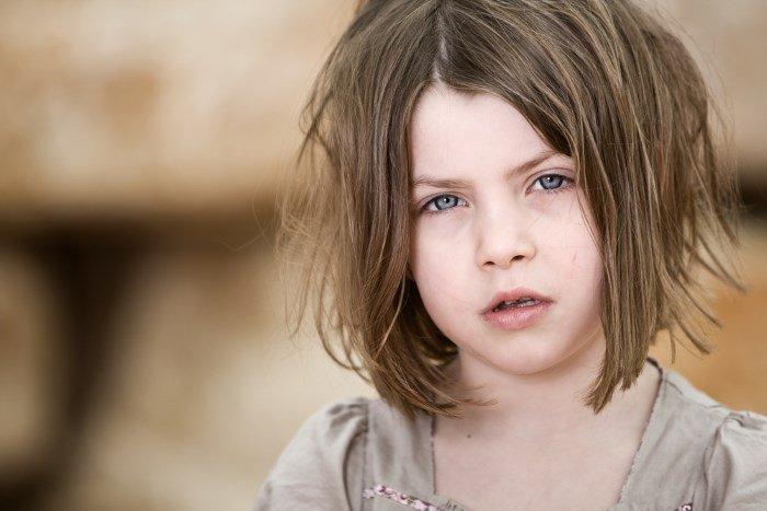 Бледная кожа у ребенка