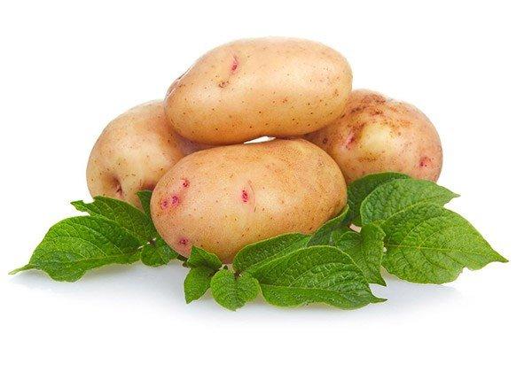 Картофель против отечности