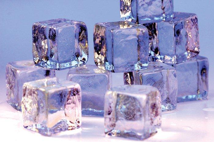 Косметический лед