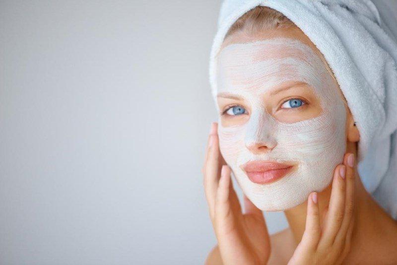 Лифтинг маска для сухой кожи