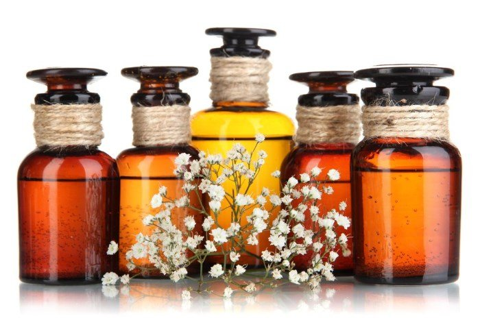 Натуральные масла против зуда кожи головы