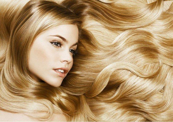 Густые красивые волосы
