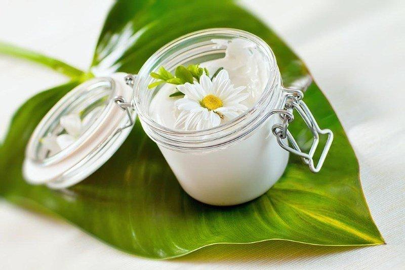 Домашний крем для жирной кожи