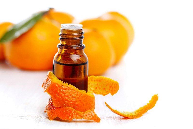 Апельсиновое масло и кожура
