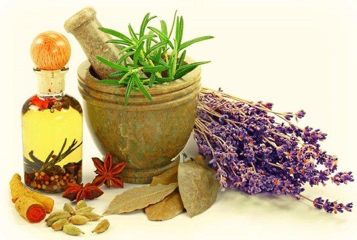 Народные средства от выпадения волос: масла, травы