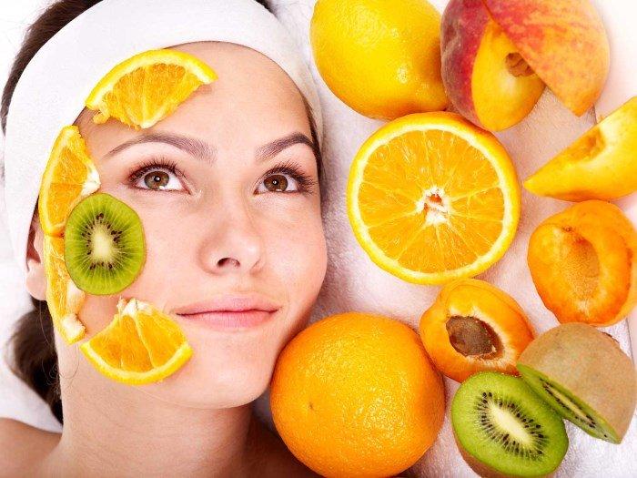 Натуральные продукты для масок