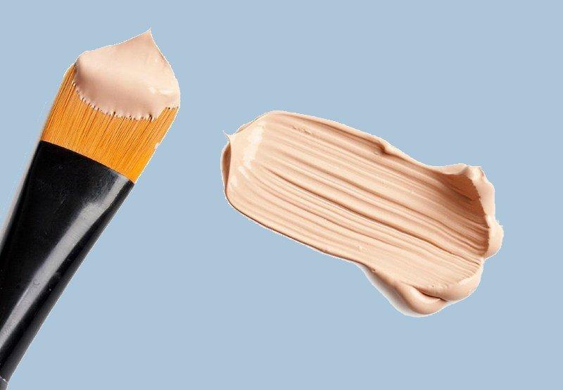 Тональный крем в домашних условиях