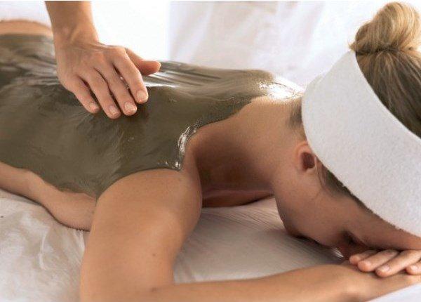 Грязевое обертывание для тела