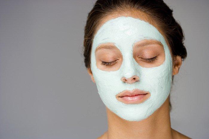 Маска для очищения кожи
