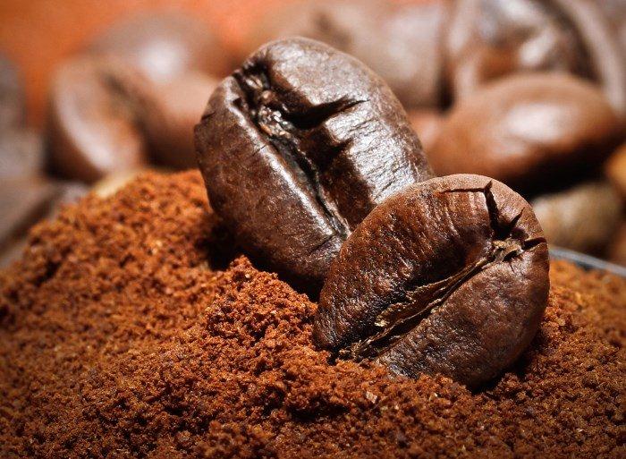 Кофе молотый и в зернах