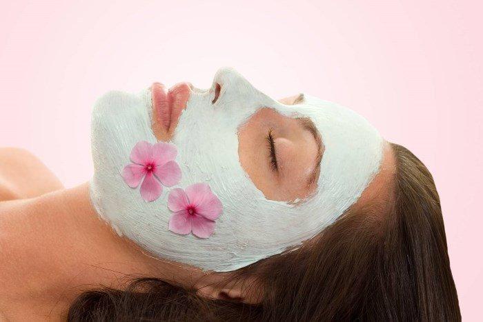 Очищающая маска с глиной