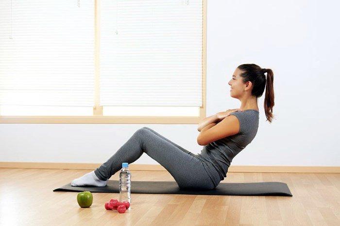 Физические упражнения: важное условие устранения целлюлита