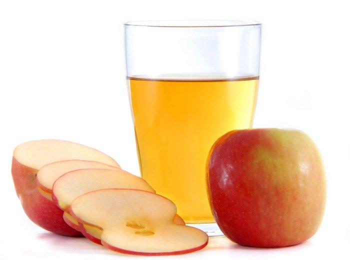 Яблочный уксус для антицеллюлитных обертываний при варикозе