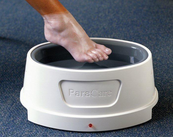 Ванночка для ног с парафином