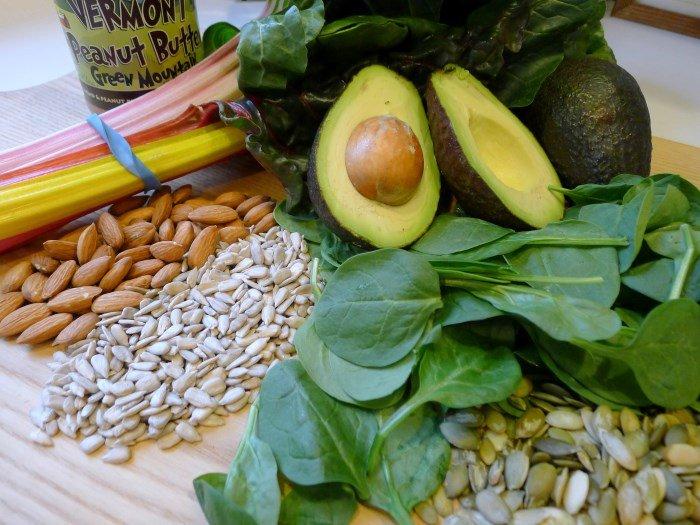Источники витамина E для женщин