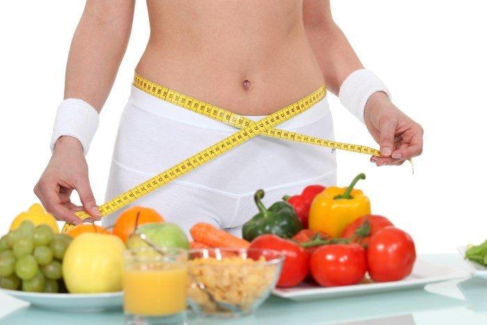 Плоский живот, полезное питание