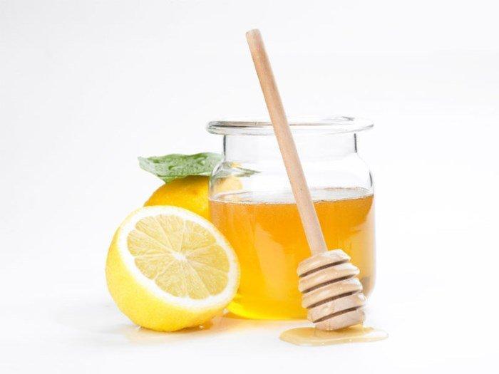 Мед и лимон для осветления волос