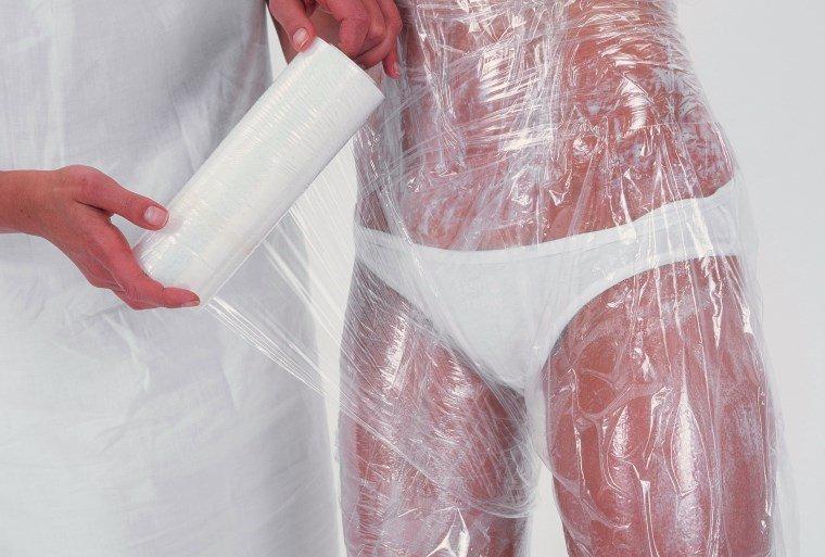 Обертывания для кожи живота