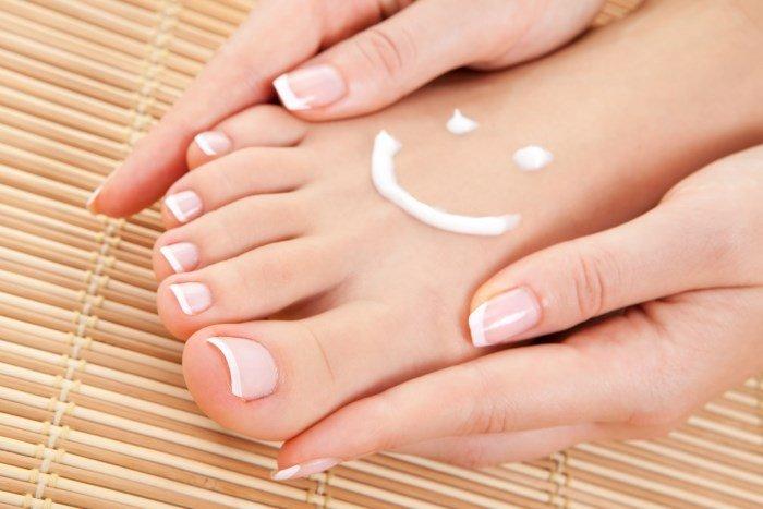 Пилинг для кожи ног