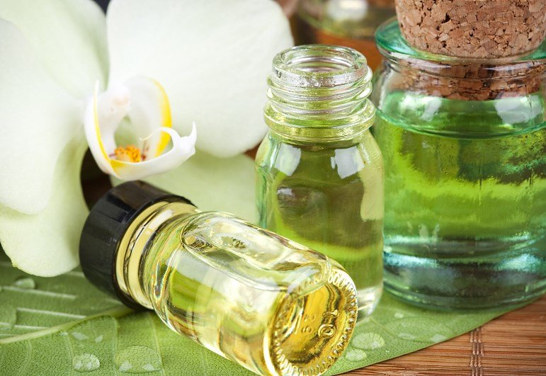 Растительное масло для лица