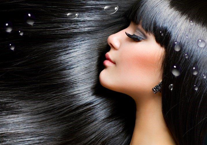 Силиконовое масло для волос