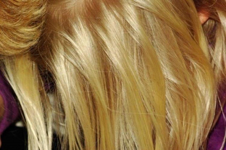Желтизна волос после окрашивания