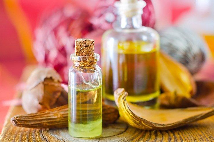 Масла для секущихся кончиков волос