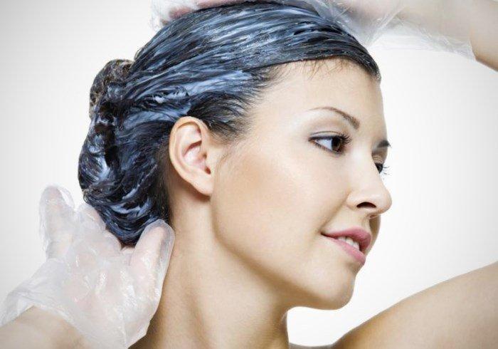 Маска для волос с плацентой