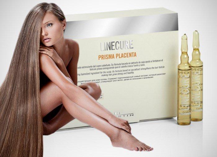 Плацента для волос