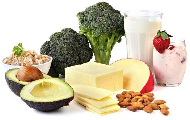 Полезное питание, продукты
