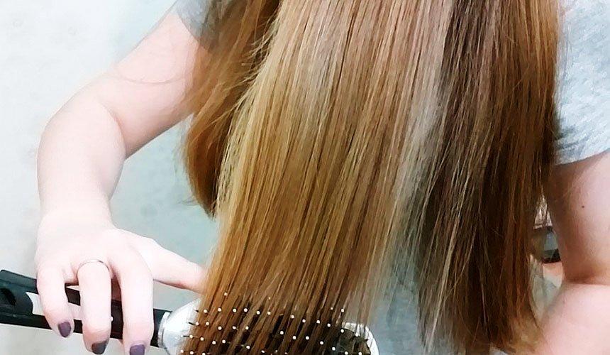 Хна для осветления волос
