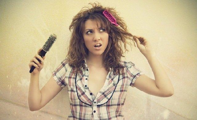 Нарушение роста волос