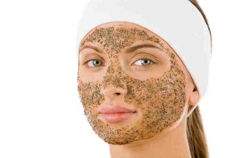 Питательная маска для лица из геркулеса