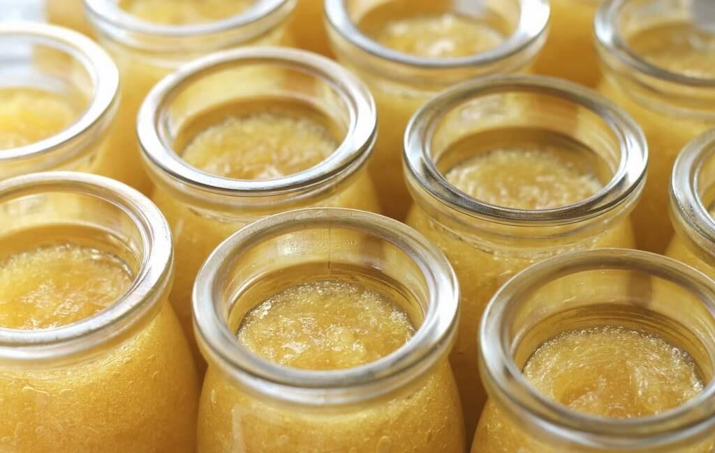 Мёд для осветления волос