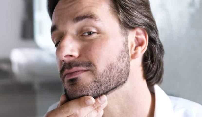 Увеличение роста волос на лице