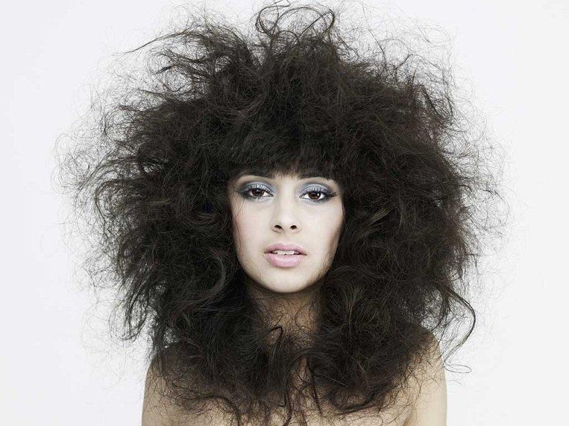 Маска для пористых волос в домашних условиях
